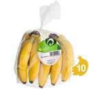 Picture of Ocado Small Fairtrade Bananas 10 per pack