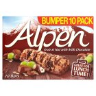 Picture of Alpen Bars Fruit & Nut with Milk Chocolate 10 x 29g