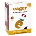 Picture of Eager 100% Cloudy Pressed  Pineapple Juice 4 x 180ml