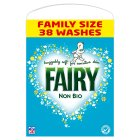 Picture of Fairy Non Bio Automatic Washing Powder 38 Washes 3.04kg