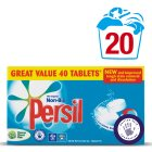 Picture of Persil Non Bio Laundry Tablets 20 Washes 40 per pack