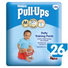 Picture of Huggies Pull-Ups Size 5 Boy Economy 12-18kg 26 per pack