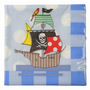 Picture of Pirate Napkin 33cm 20 per pack
