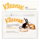 Picture of Kleenex Shine Absorbance Wipes 50 per pack