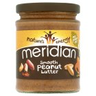 Picture of Meridian Natural Peanut Butter Smooth No Salt 280g