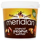 Picture of Meridian Natural Peanut Butter Crunchy No Salt 1kg