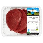 Picture of Laverstoke Park Organic Beef Frying Steaks Typical weight: 500g