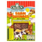 Picture of Orgran Rice & Corn Vegetables Pasta Animal Shapes 200g