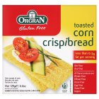 Picture of Orgran Corn Crispbread 125g