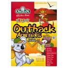 Picture of Orgran Outback Animals Vanilla Cookies 175g