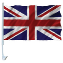 Picture of Union Jack Car Flag 2 per pack