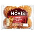 Picture of Hovis British Farmers White Rolls 4 per pack