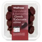Picture of Greek Kalamata Olives Waitrose 220g