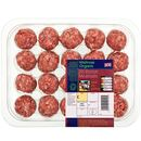 Picture of Organic Mini Meatballs Waitrose 300g