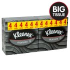 Picture of Kleenex Mansize Compact Tissues 4 x 50 per pack
