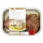 Picture of Easy to Cook Lemon & Pepper Breast Fillets Waitrose 267g