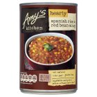 Picture of Amy's Kitchen Hearty Spanish Rice & Red Bean Soup 416g