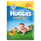 Picture of Huggies Super Dry Size 3 Convenience Pack 34 per pack