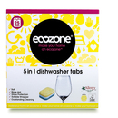 Picture of Ecozone 5 in 1 Dishwasher Tablets 25 per pack