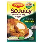 Picture of Maggi So Juicy Garlic & Rosemary Roast Chicken 36g