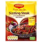 Picture of Maggi Fresh Idea for Sizzling Steak with Caramelised Onion 52g