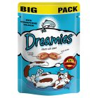 Picture of Dreamies Salmon Big Pack 110g