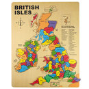 Picture of Bigjigs Toys British Isles Inset Puzzle