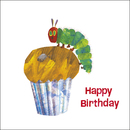 Picture of The Very Hungry Caterpillar Cake Birthday Card
