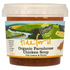 Picture of Tideford Organic Farmhouse Chicken Soup with Lemon & Thyme 300g