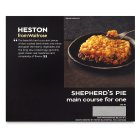 Picture of Heston's Shepherd's Pie Waitrose 400g