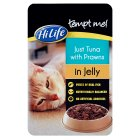 Picture of HiLife Tempt Me! - Just Tuna with Prawns in Jelly 85g