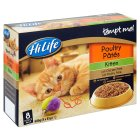 Picture of HiLife Tempt Me! - Poultry Pate Kitten Multipack 8 x 85g