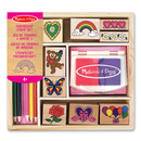 Picture of Melissa & Doug Friendship Stamp Set