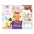 Picture of Melissa & Doug Reusable Sticker Pad - Play House!