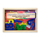 Picture of Melissa & Doug Magnetic Wooden Numbers