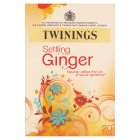 Picture of Twinings Ginger 20 per pack