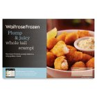 Picture of Frozen Whole Tail Scampi Waitrose 300g