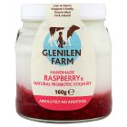 Picture of Glenilen Farm Raspberry Yoghurt 160g