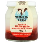 Picture of Glenilen Farm Strawberry Yoghurt 160g