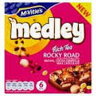 Picture of McVitie's Medley Rocky Road 6 x 30g