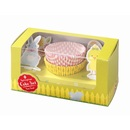 Picture of Springtime Easter Cake Set 40 Cases & 20 Toppers