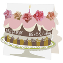 Picture of Caroline Gardner Cake Card