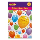 Picture of PB10B Party Bag Birthday Balloons
