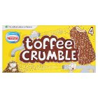 Picture of Nestle Toffee Crumble Lolly 4 x 70ml