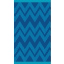Picture of Deyongs Blue Wave Egyptian Cotton Beach Towel