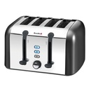 Picture of Breville Black 4 Slice Toaster