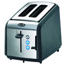 Picture of Breville 2 Slice Stainless Steel & Black Toaster