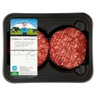 Picture of Laverstoke Park Buffalo & Chilli Burgers 228g