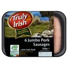 Truly Irish Jumbo Sausages 6s