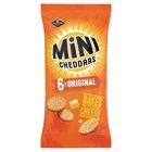 Mini Cheddars Bite Size